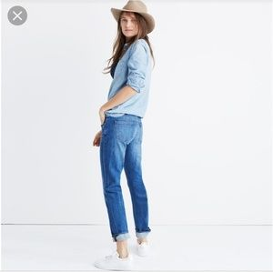 MADEWELL The Slim Boyfriend Jean's